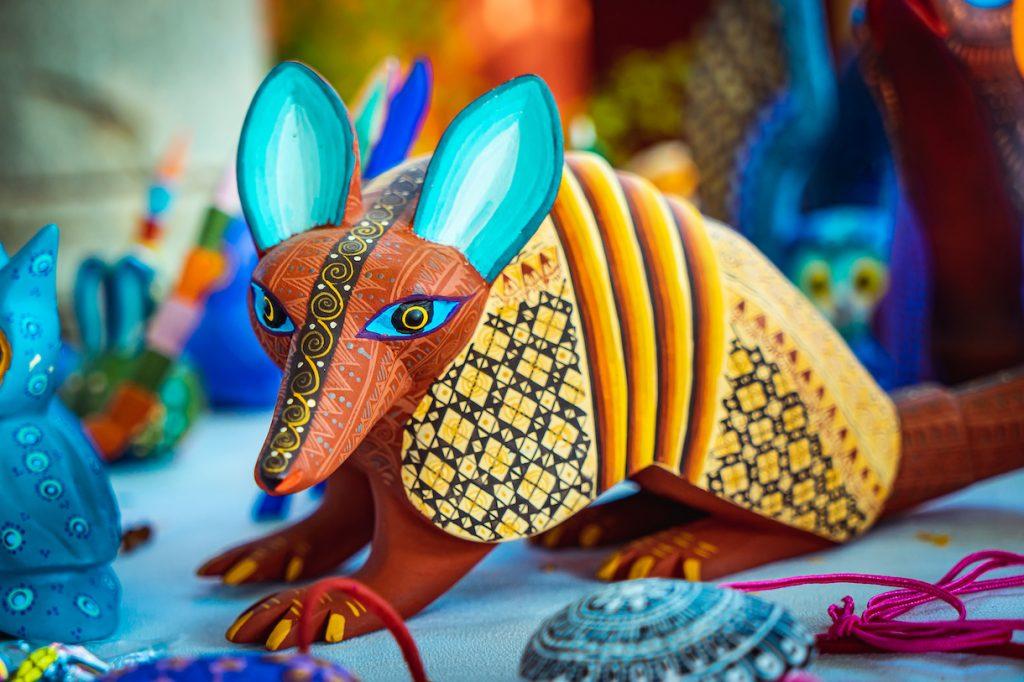 Artesanías de Oaxaca estarán disponibles en Amazon