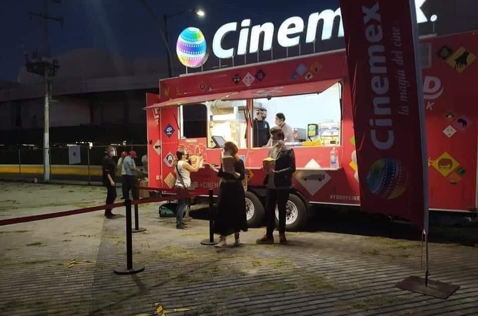Cinemex pondrá en marcha un nuevo Autocinema