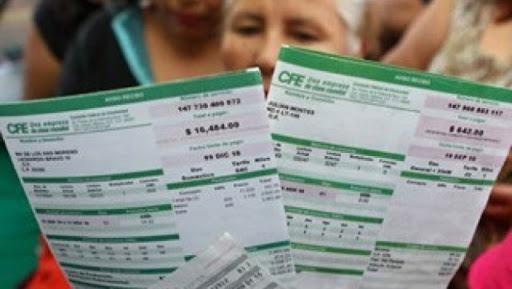 Denuncian a cfe-no-aumentara-tarifas-por-coronaviruspor cobros excesivos en la cuarentena