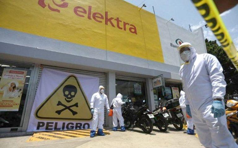 Elektra se niega a cerrar ante emergencia sanitaria de Covid-19