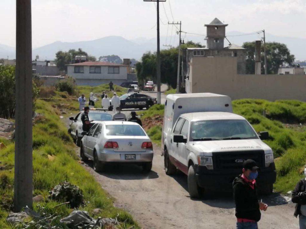 Hombre es hallado sin vida en el municipio de Lerma