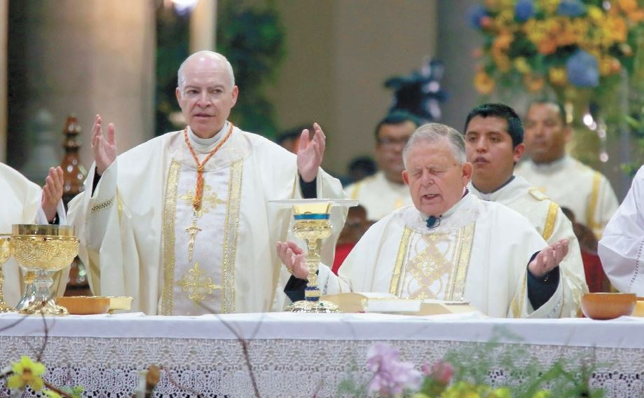 Iglesia católica de Toluca con problemas económicos