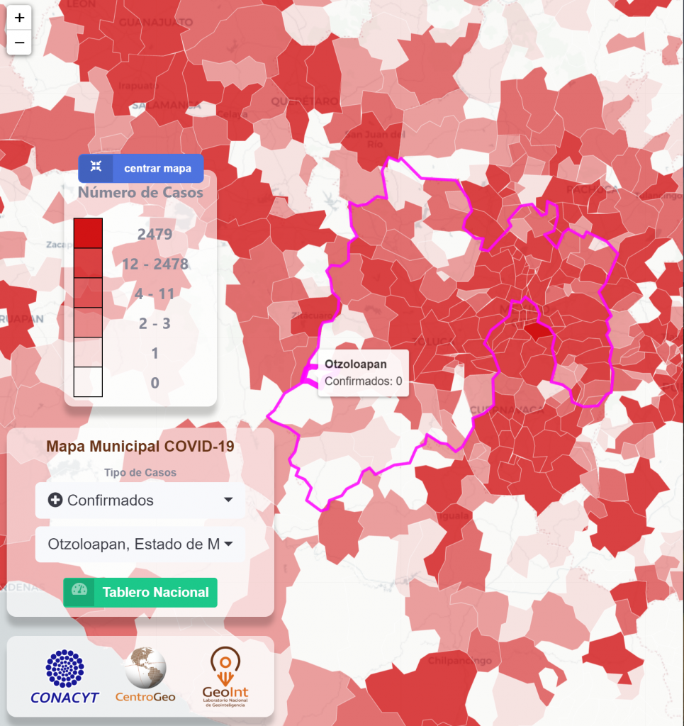 Conoce los municipios del EDOMÉX sin casos de COVID-19