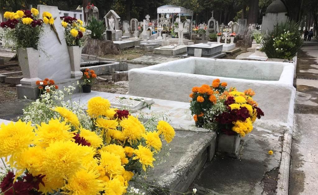Panteones de Toluca permanecerán cerrados el 10 de mayo