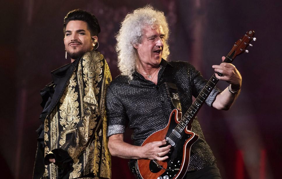 Queen rinde homenaje a lo médicos con We are the Champions