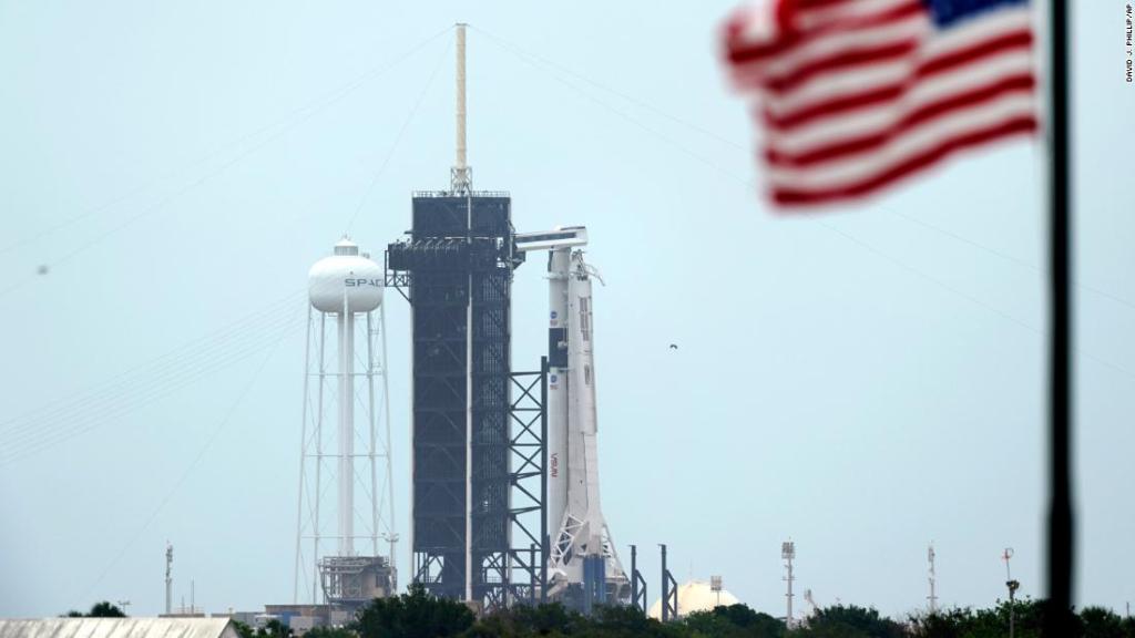 Space X aplaza su lanzamiento