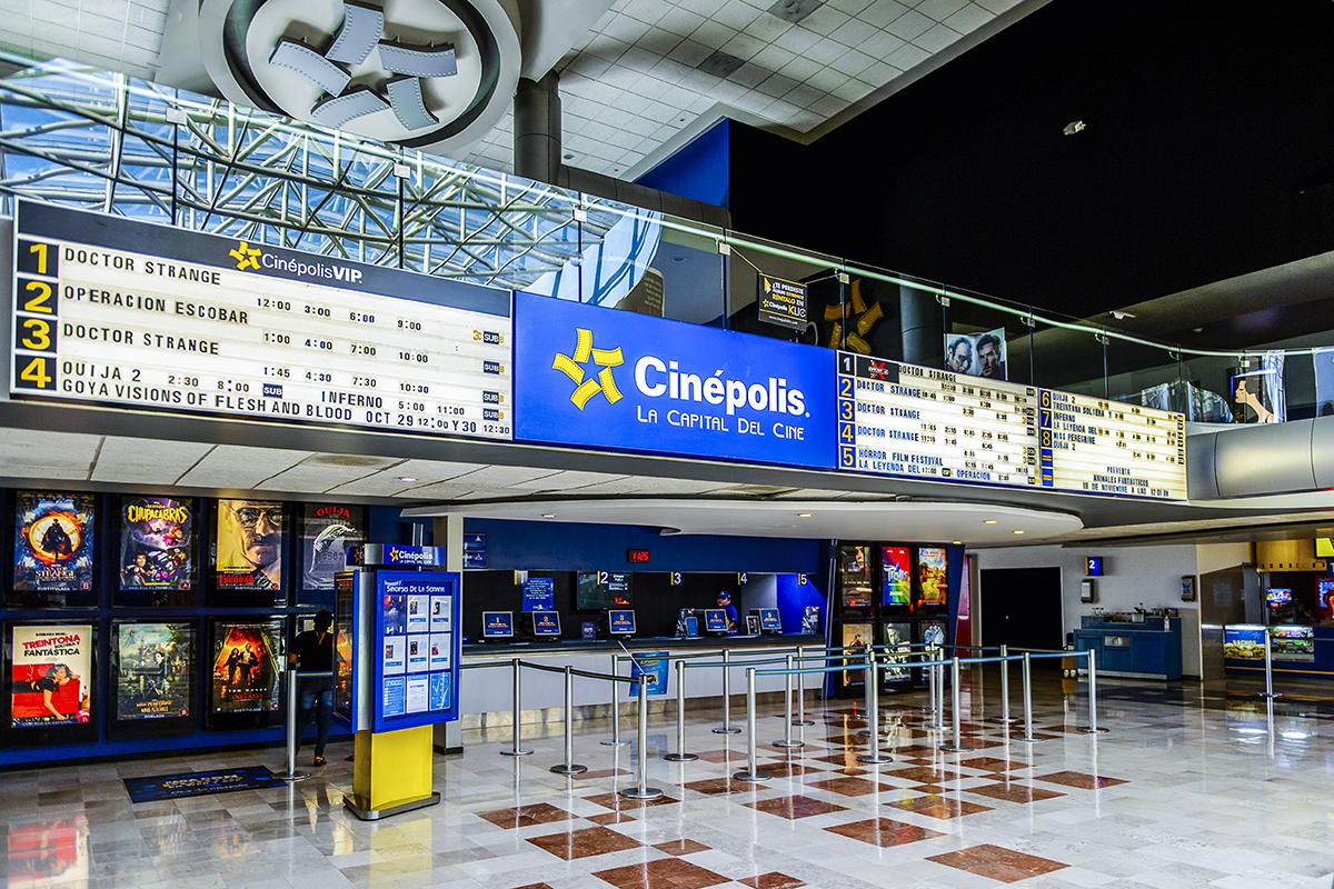 Ya hay fecha para que regresen los cines a México