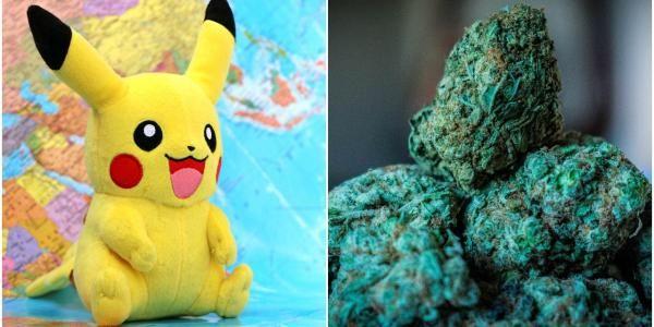 Encuentran en aeropuerto Pikachu lleno de droga