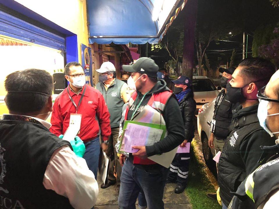 Clausuran 15 centros cheleros clandestinos en Toluca
