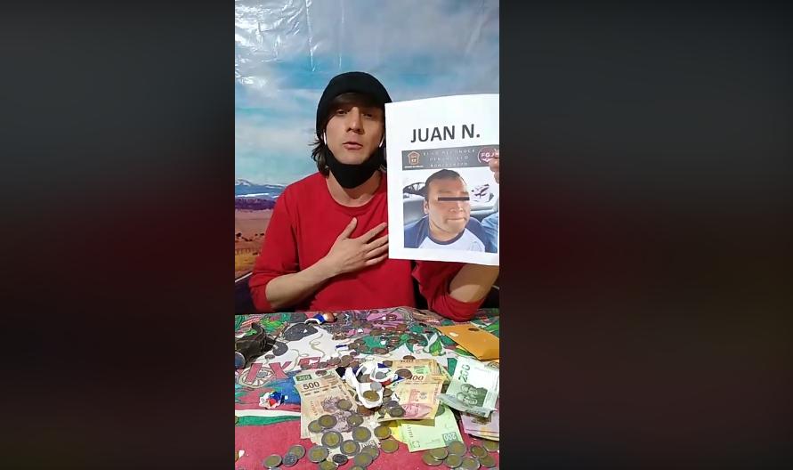 Ofrece recompensa para encontrar a los asesinos de su hermano
