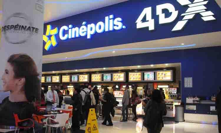 Cinépolis reabre 9 salas de cine