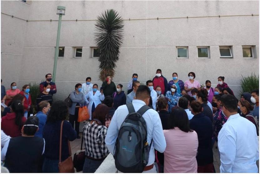 VIDEO || Denuncian falta de insumos en el Hospital Mónica Pretelini