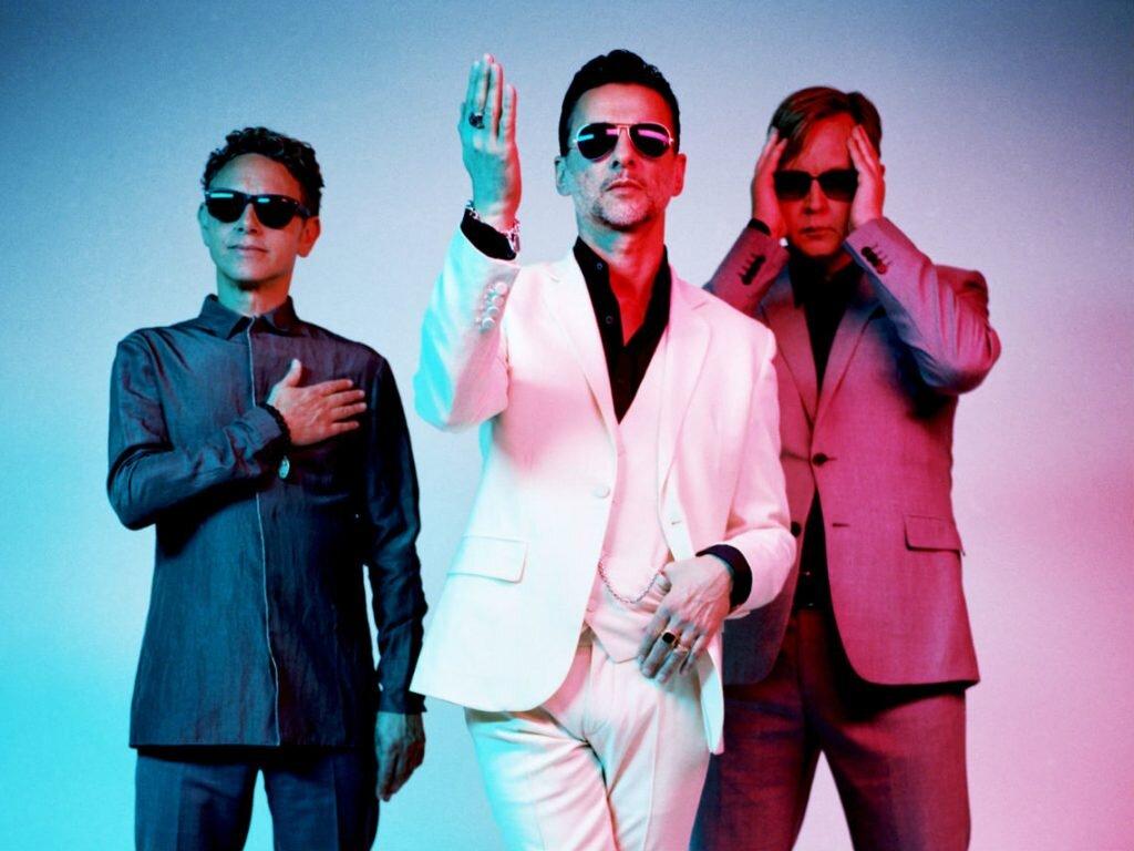 Depeche Mode en concierto online gratis, aquí te decimos dónde verlo