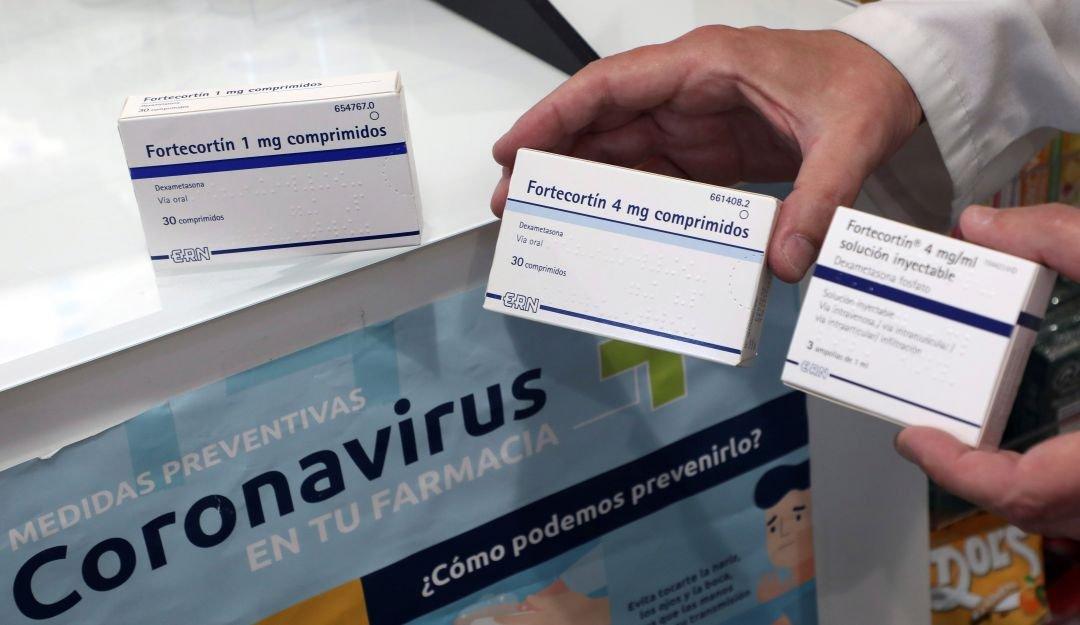 Compras de pánico en las farmacias de la CDMX por dexametasona