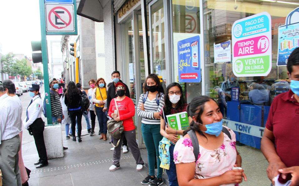 Especialistas afirman que contagios van al alza en Toluca