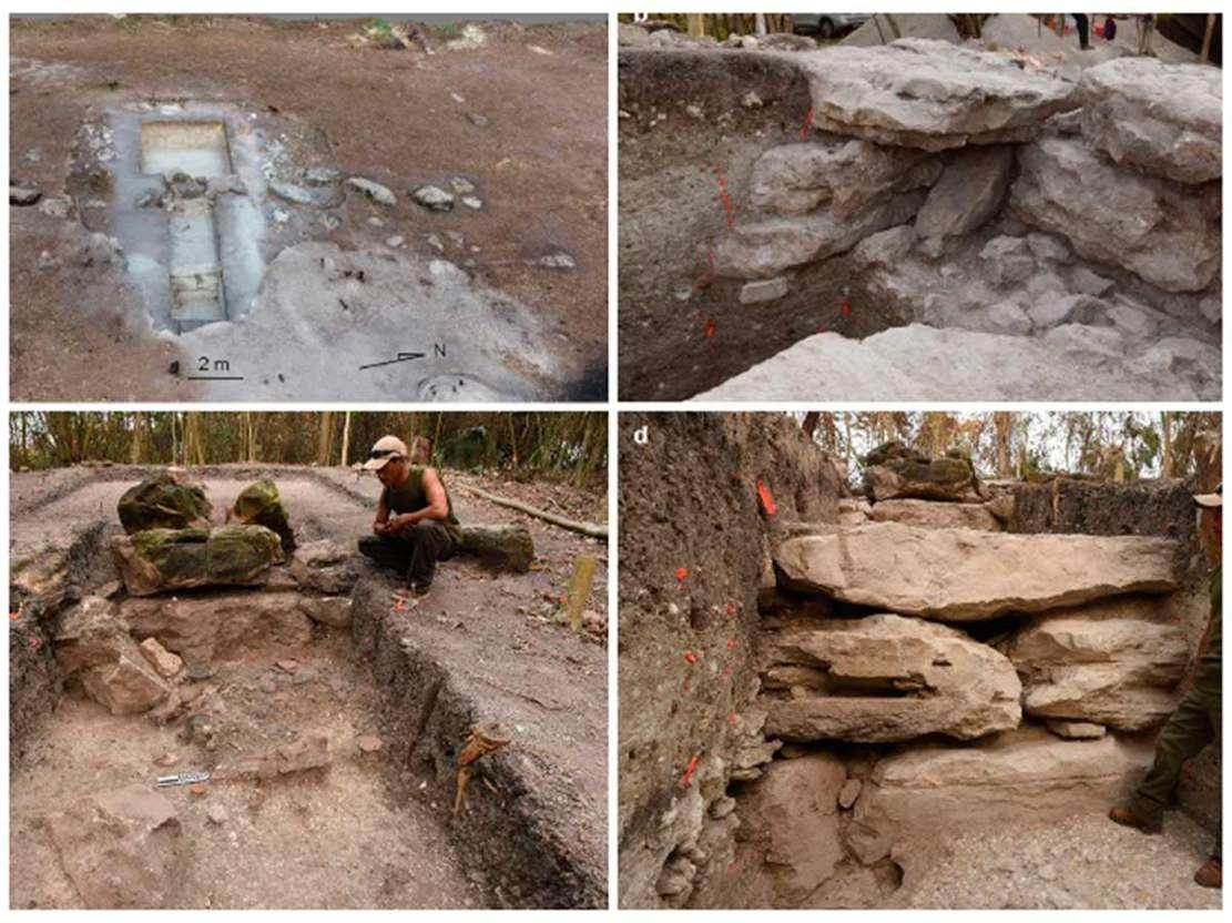 Hallan enorme estructura ceremonial en Tabasco