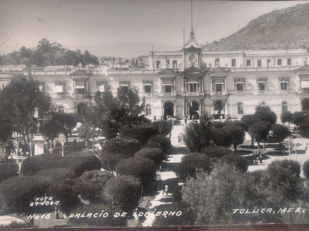 Historia de la Plaza de los Mártires de Toluca