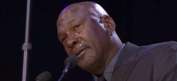 Michael Jordan expresa su dolor y enojo