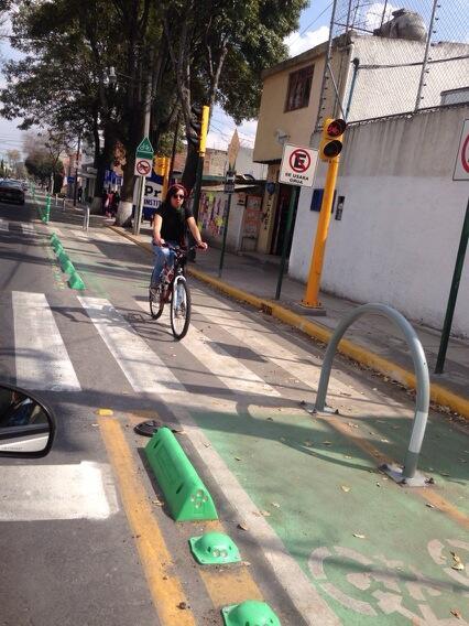 Plantean un proyecto de ciclovías en todo el Valle de Toluca