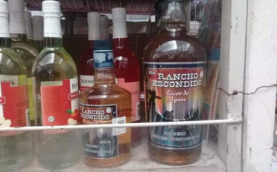 Solicitan no consumir Tequila Rancho Escondido tras ocho muertes