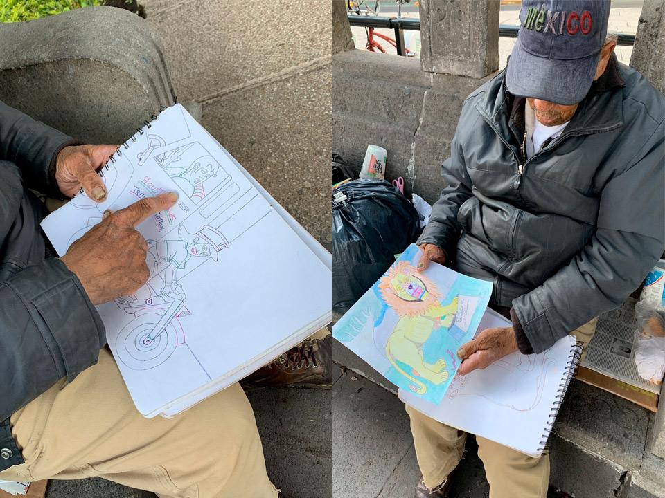 abuelito-vende-sus-dibujos-para-alimentarse