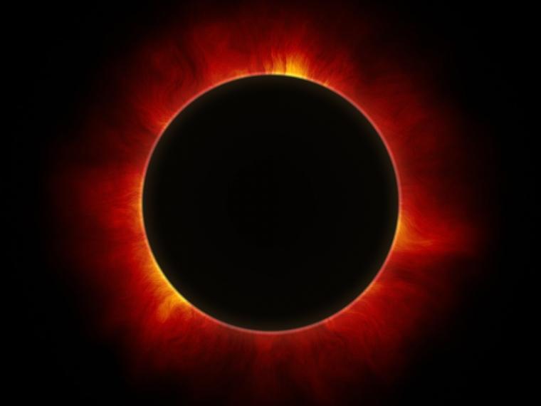 Eclipse solar en México