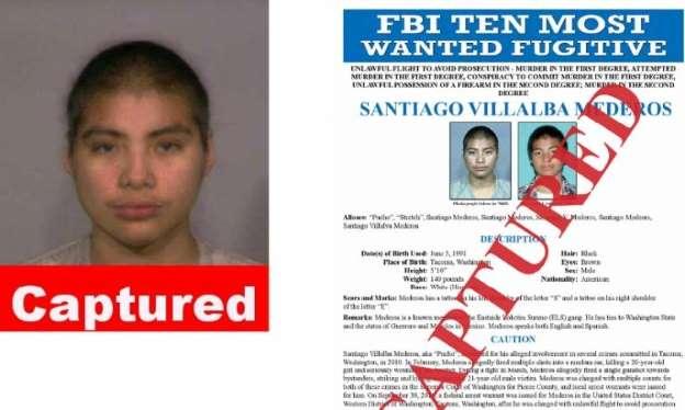Capturan a uno de los 10 más buscados por el FBI en Tenancingo