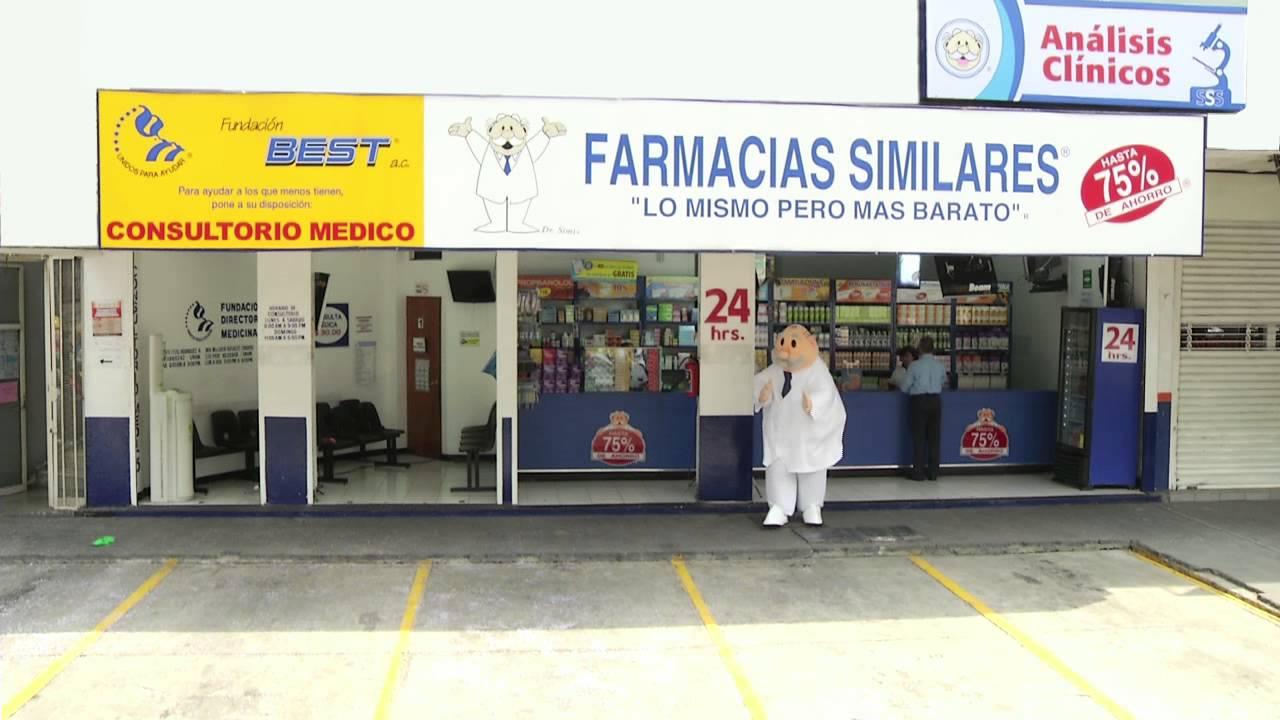 Covid-19 aterra a médicos y trabajadores de Farmacias Similares