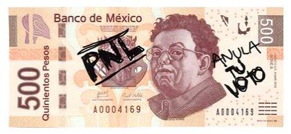 Descubre si tus billetes rotos, unidos o rayados han perdido su valor, según Banxico