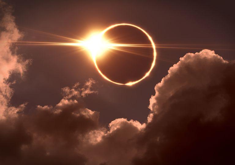 Dónde puedo ver el eclipse solar anillo de fuego 2020 en México
