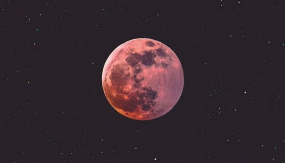 El 2020 nos trae la luna de fresa y un eclipse lunar para este mes de junio Superluna Rosa