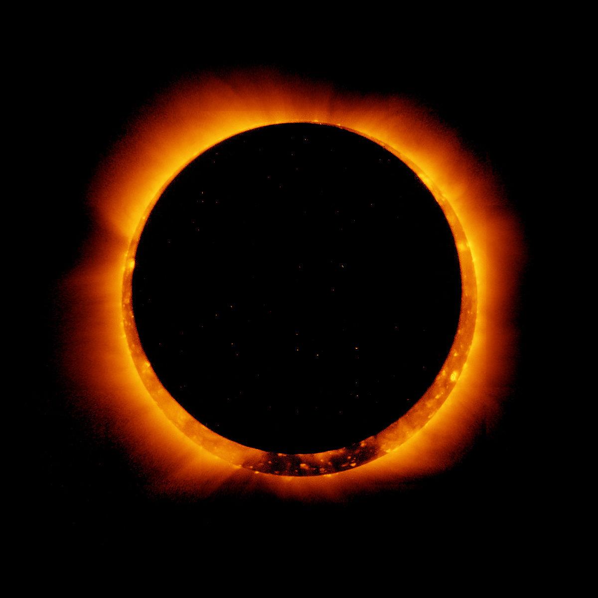 anillo solar
