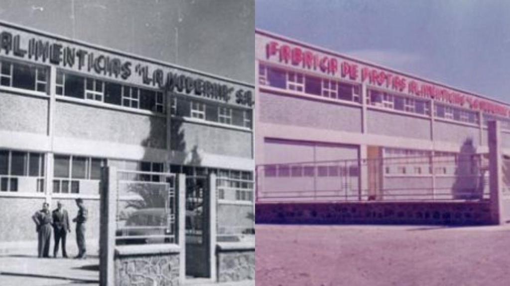 La Fábrica de Pastas Alimenticias La Moderna cumplió 100 años en Toluca, la empresa se fundó en 1920 cuando los hermanos Vendrel, de origen español, se asociaron con don Alberto A. Henkel