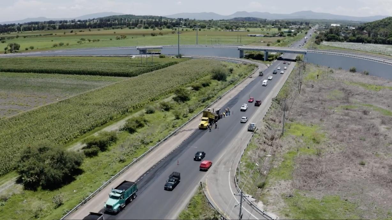 La primera carretera de plástico del mundo está en México