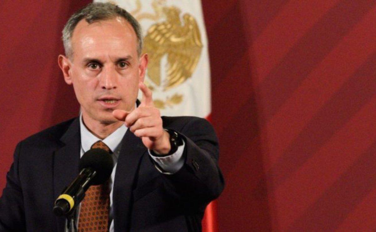 OMS confirmó el nombramiento de Hugo López-Gatell como miembro del panel de expertos del Reglamento Sanitario Internacional.