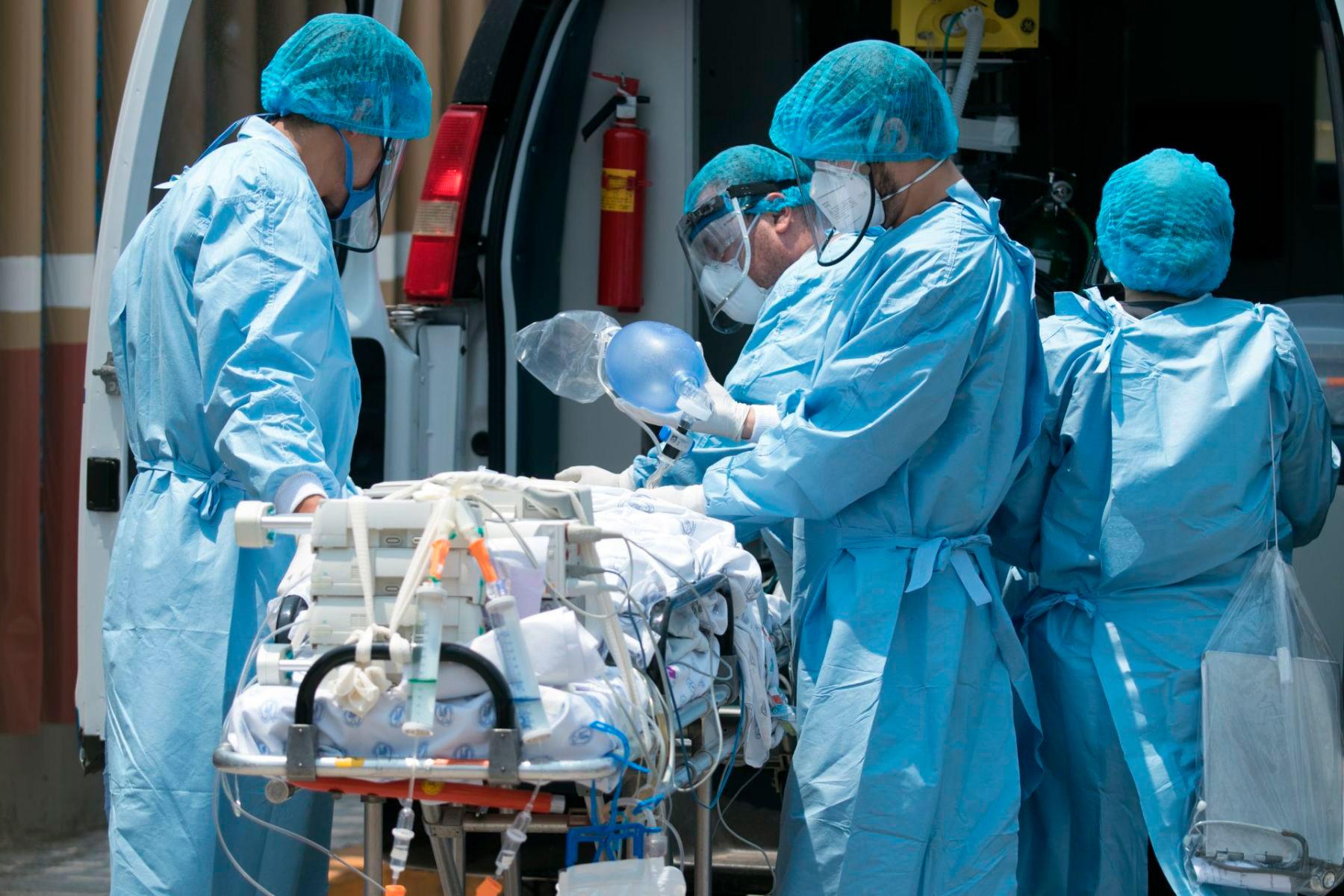 México registra más de 5 mil nuevos contagios en las últimas 24 horas