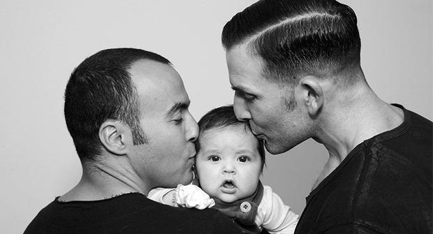 La primera pareja homoparental en Guanajuato logran adoptar