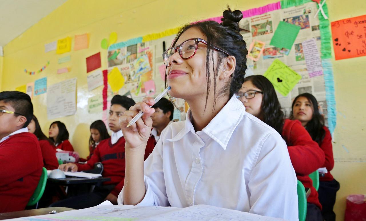 La Secretaría de Educación Pública (SEP) anunció los criterios que se tomarán en cuenta para la asignación de lugares a nivel secundaria.