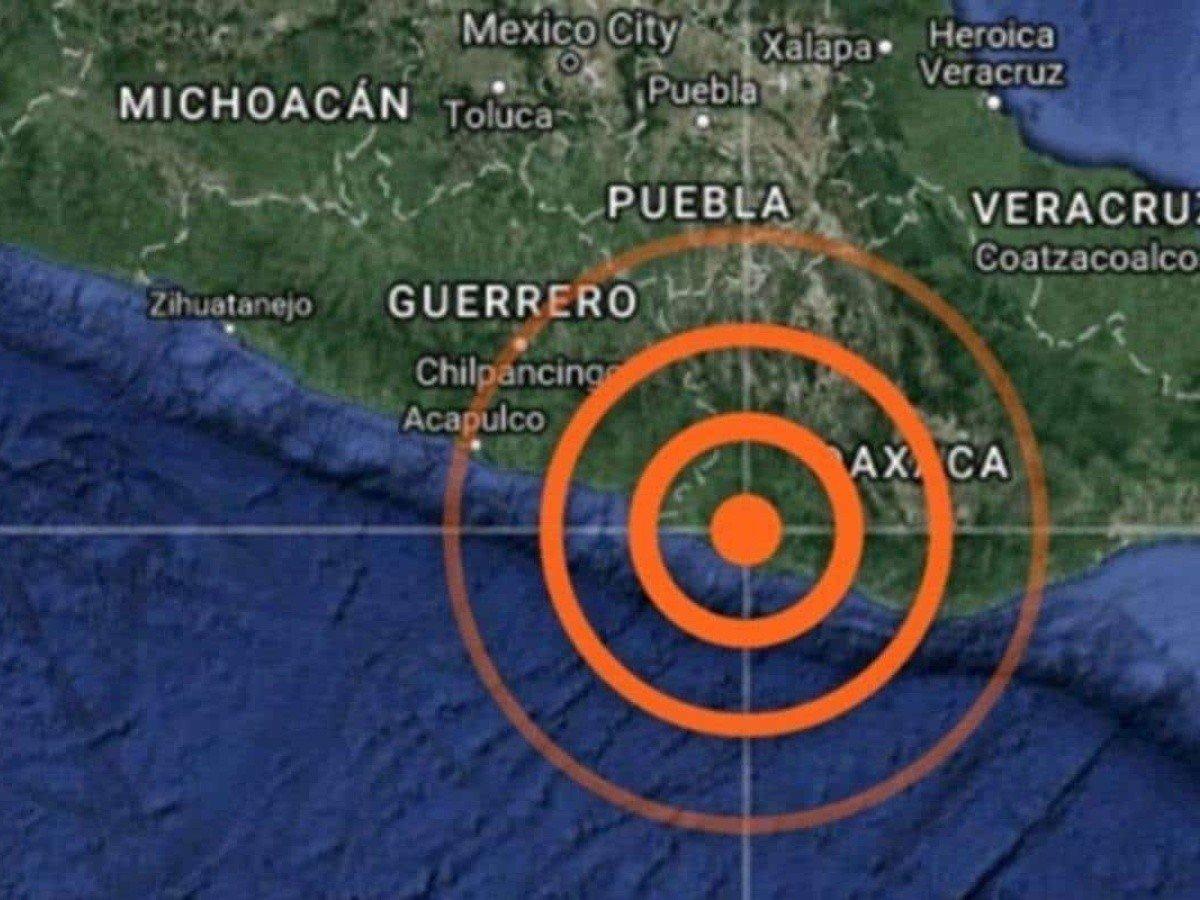 Se registra otro sismo en Oaxaca
