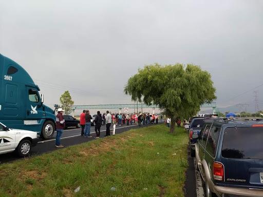 Campesinos hacen llamado a manifestarse y cerrar este viernes 26 de junio la carretera Toluca-Atlacomulco. Sería la 3era vez durante la semana.