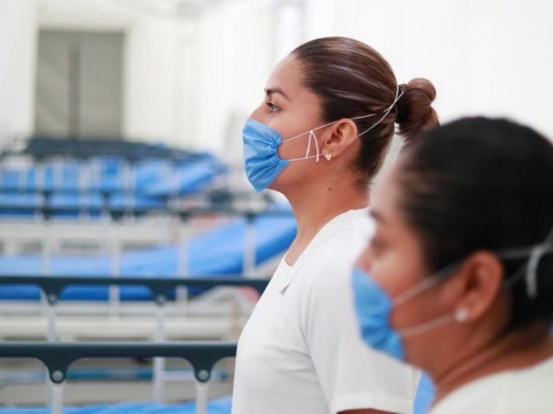 """Trabajadores de la salud del IMSS recibirán """"Bono Covid"""""""