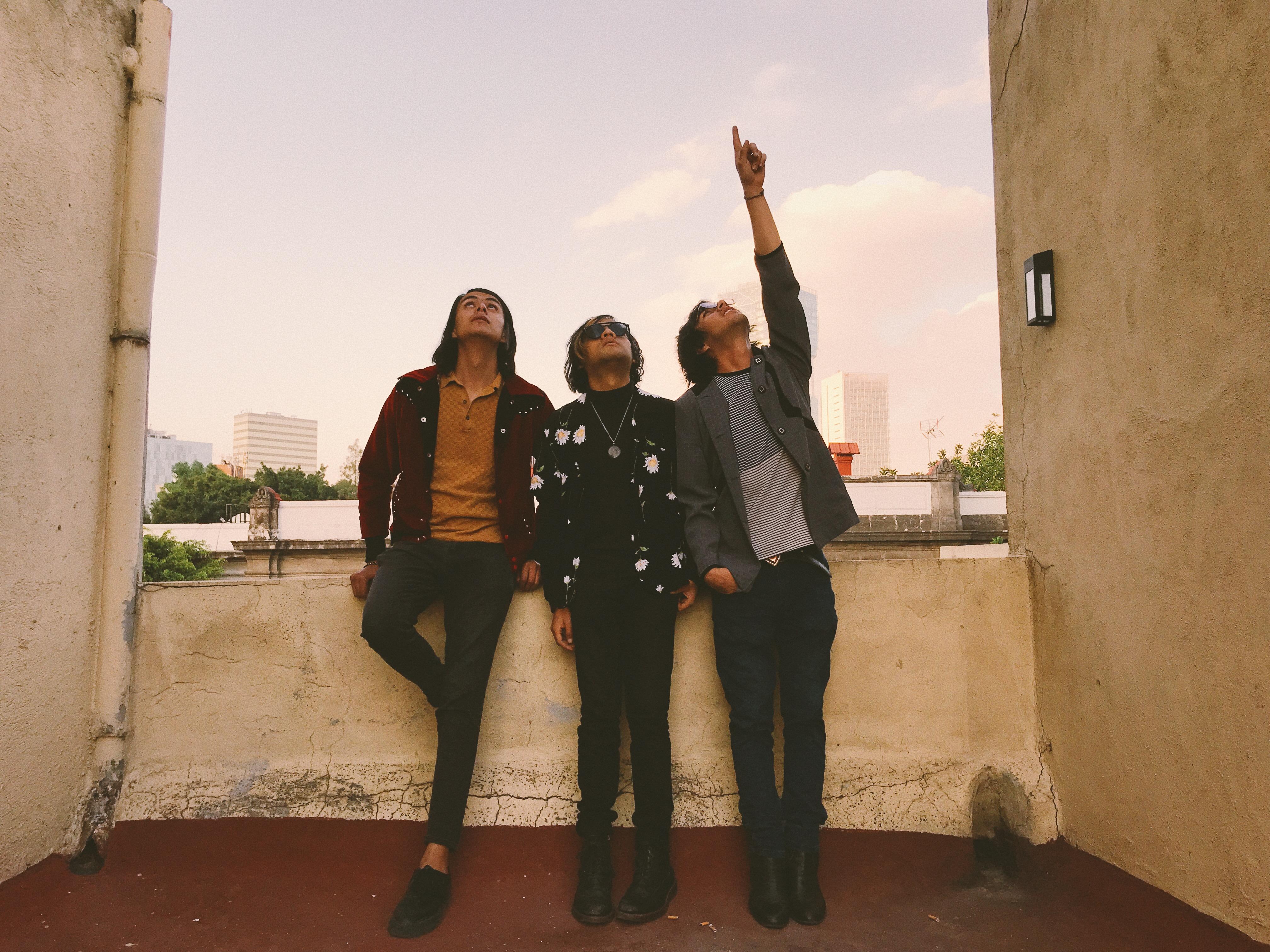 Conoce a Espectrum, banda de rock originaria de Toluca