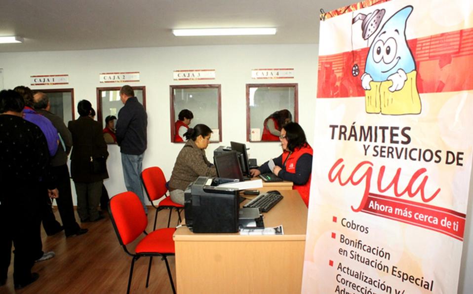 Amplían periodo de descuento para el pago del agua en Toluca