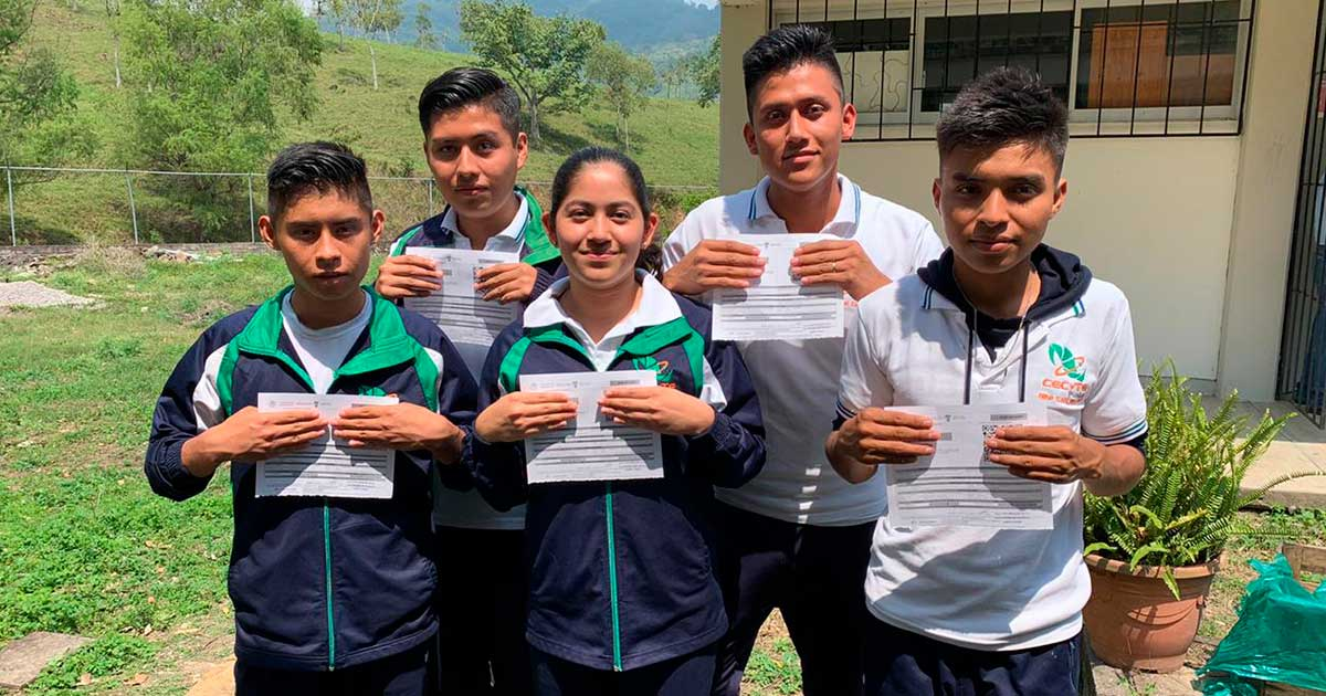 Bienestar Azteca Registro