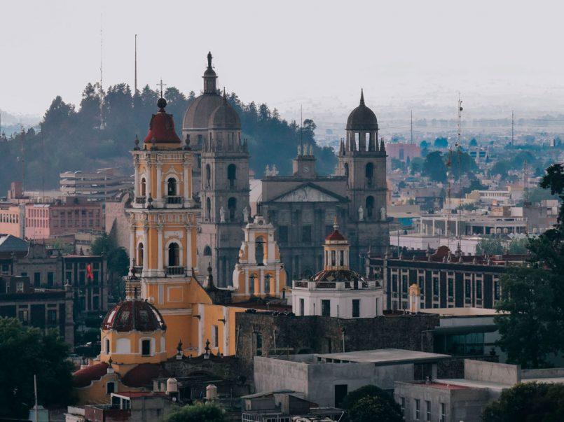 Calidad del aire en el Valle de Toluca con ligera mejora
