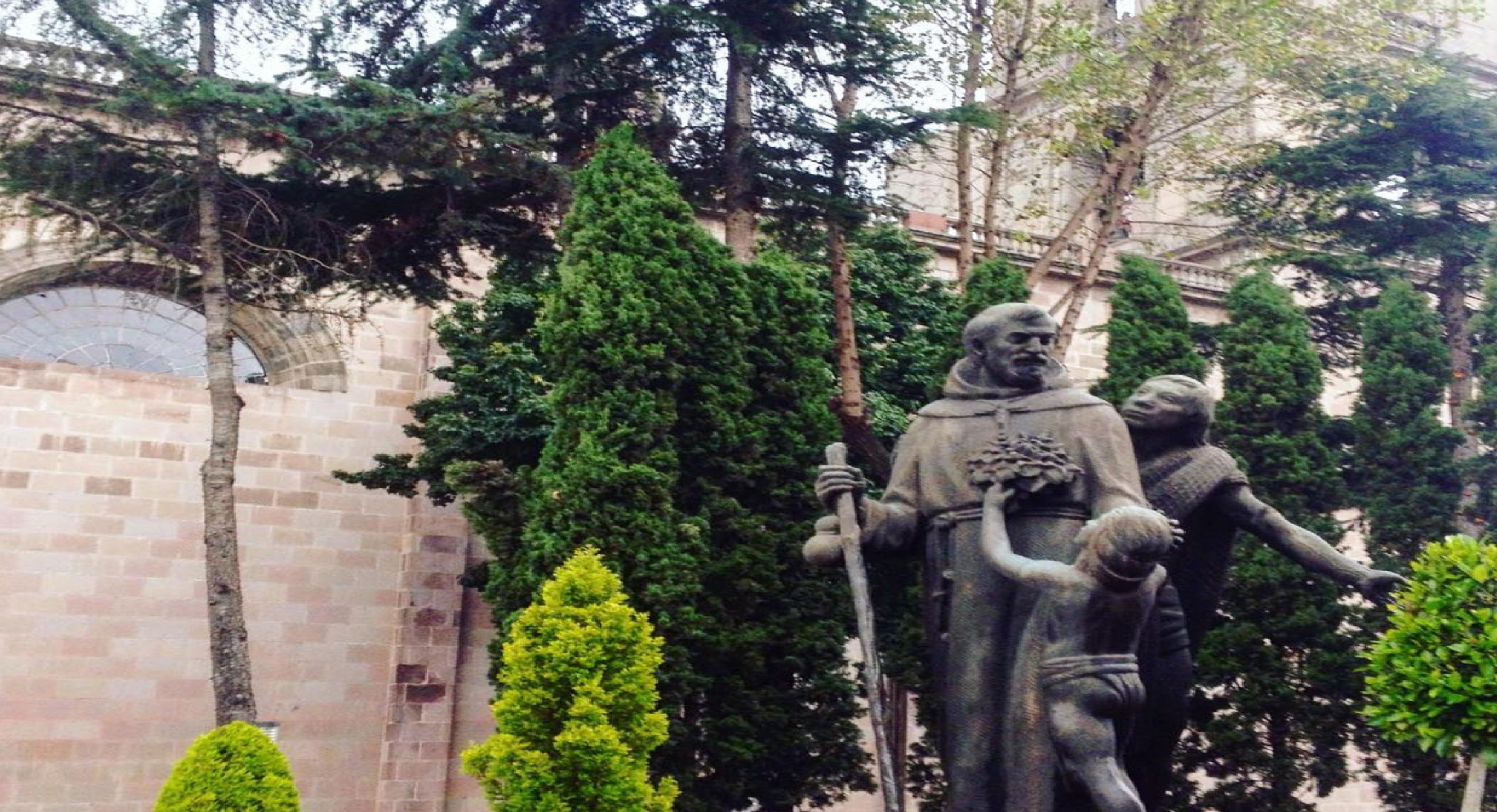 Conoce la relevancia de Fray Andrés de Castro en Toluca