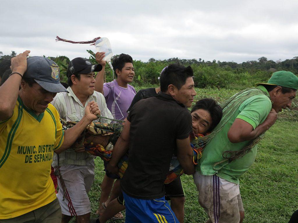 El COVID-19 llegó a una remota tribu del Amazonas y la dejó devastada