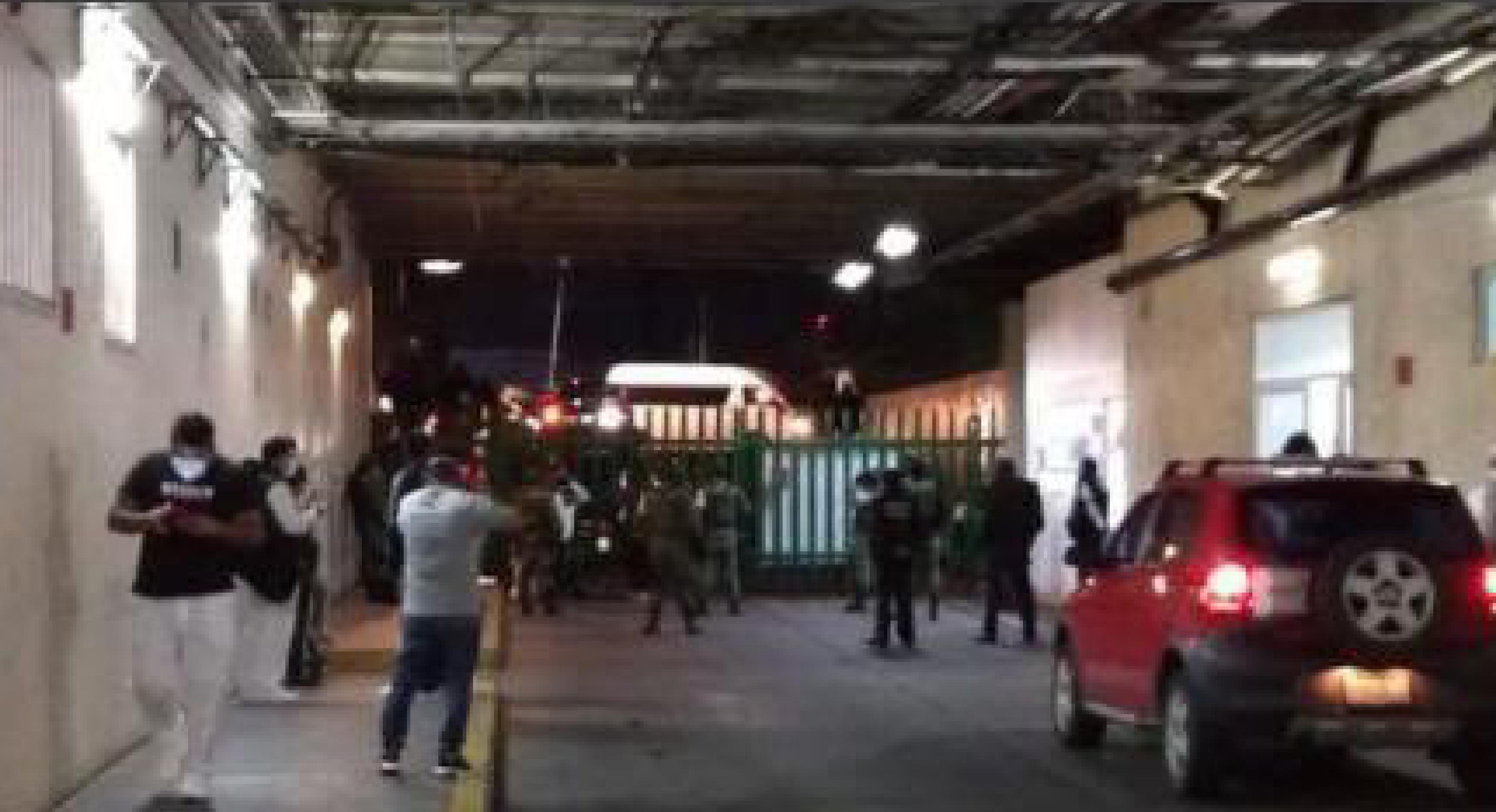 Enfrentamiento en clínica 220 del IMSS Toluca