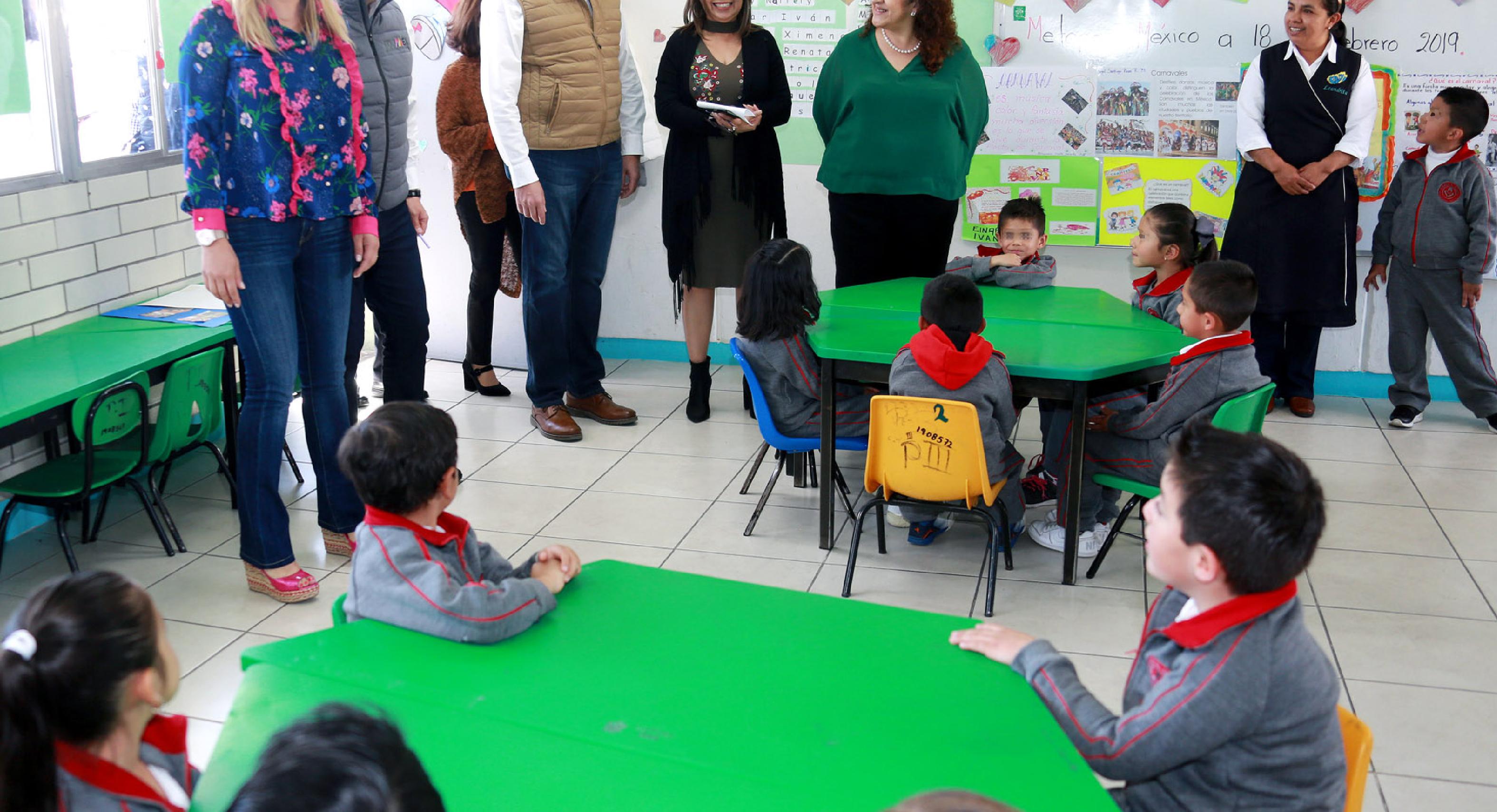 Entregarán útiles escolares en el EDOMEX de cara al periodo 2020-20211