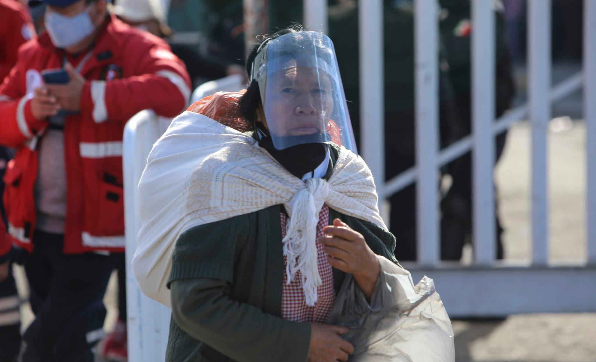FOTOGALERÍA Reapertura Tianguis de Palmillas Toluca